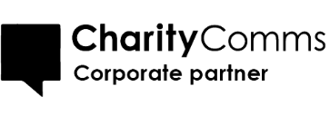 Charity Comms partner logo