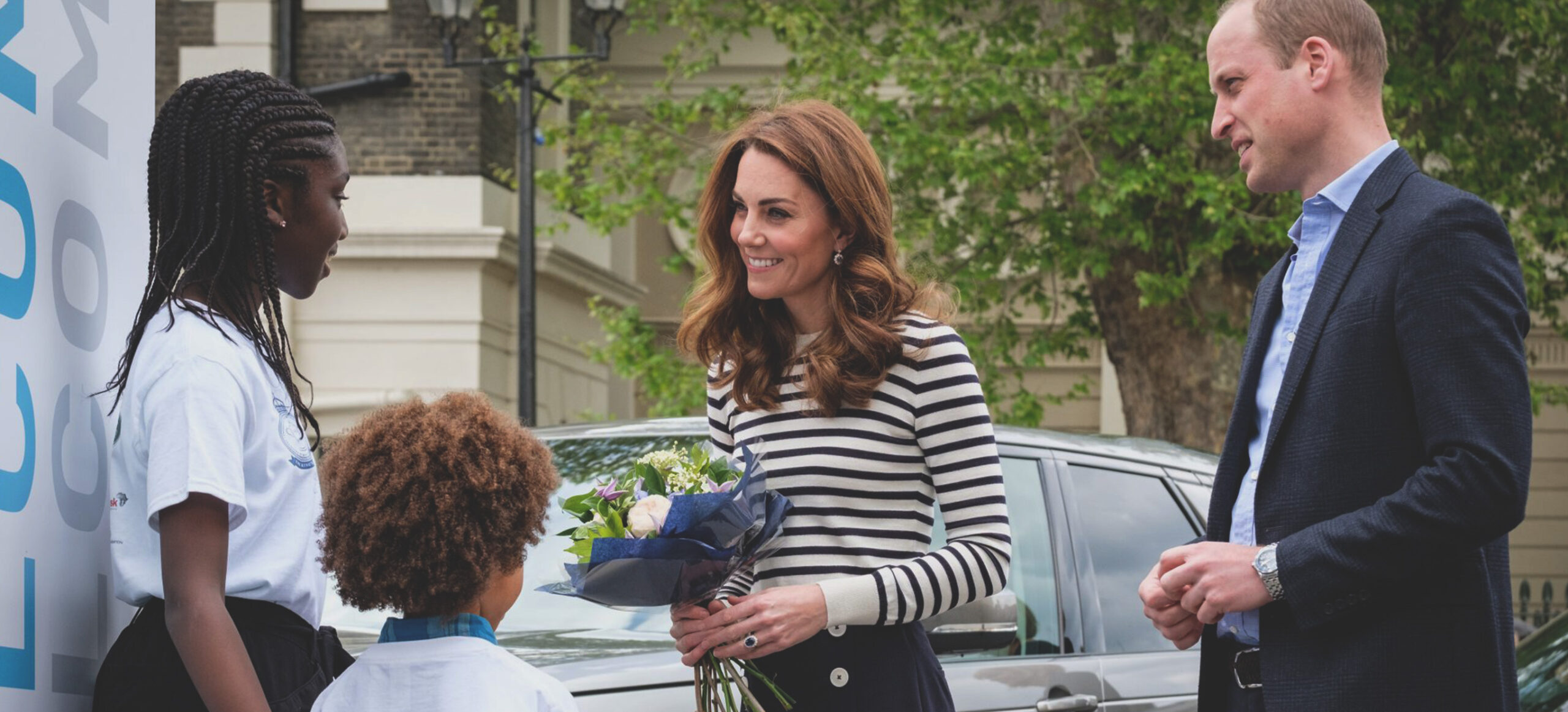 The Royal Foundation - Dramatising the impact of The Royal Foundation