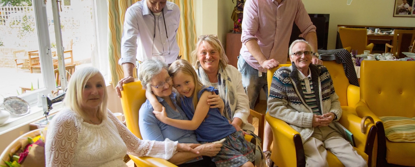 My Life Films - Supporting the growth of an innovative dementia charity